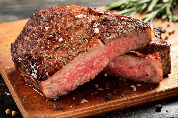 1855 Ribeye steak