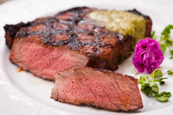 1855 New York Steak